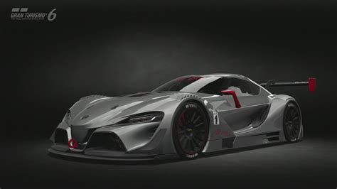Gran Turismo 6 [hd] Toyota Ft-1 Vision Gran Turismo