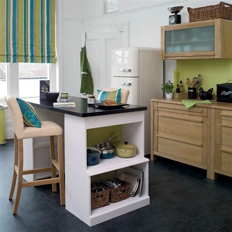 kitchen breakfast bar ideas kitchen breakfast bar kitchens kitchen ideas image housetohome co uk