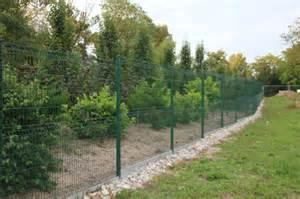 Grillage Pour Jardin Maroc by Immobilier Travaux Comment Construire Sa Cl 244 Ture Ou