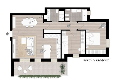 Foto Pianta Progetto Di A+m Architects #447746 Habitissimo