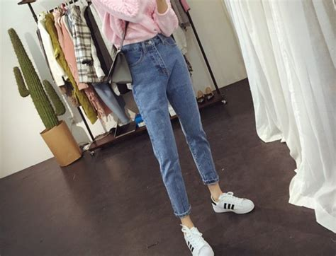 Pants jeans tumblr outfit tumblr aesthetic - Wheretoget
