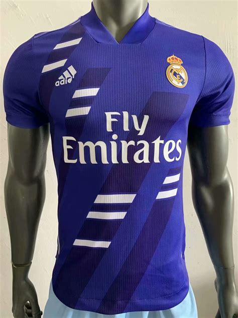 20/21 New Adult Top players version shirt Real Madrid ...
