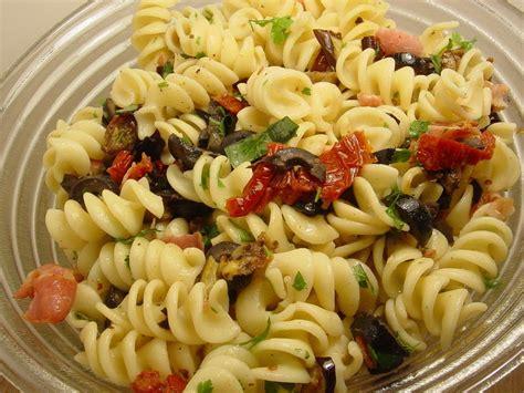 recette salade de pates froides italienne salade de pates 192 l italienne