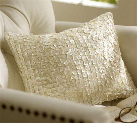 Beaded Glitter Boudoir Pillow Cover Pottery Barn by Lumbar Pillow Cover Pottery Barn