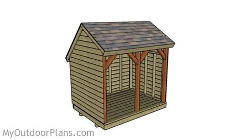 6x8 wood shed plans 6x8 wood shed roof plans myoutdoorplans free