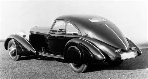 Mercedes BenzCar : Highlights Of The The Mercedes-benz 540 K Streamliner