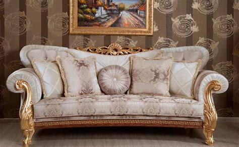 Classic Sofa Sets by Barcelona Classic Sofa Set