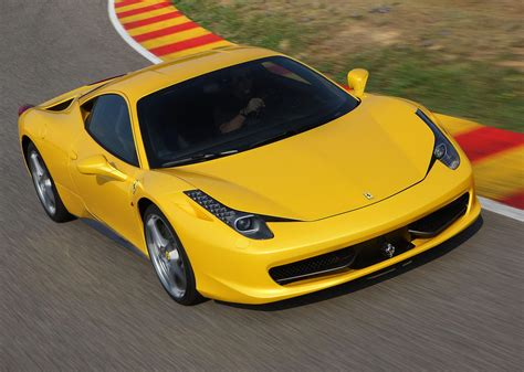 Top Speed 458 by Considering Sub 458 Model News Top Speed