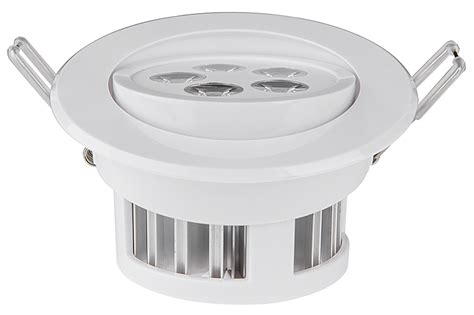 led recessed light fixture aimable 40 watt equivalent