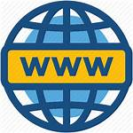 Internet Icon Wide Domain Webpage Icons Ssc