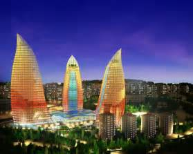 Flame Tower Baku, Azerbaijan - Facts Land Azerbaijan
