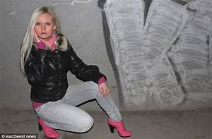 Russian model dubbed a 'real-life Barbie' slams fans who ...