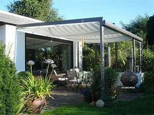 toile solaire toile d39ombrage toile de pergola toile With toile pour terrasse exterieur 2 pergolas toile pergolas