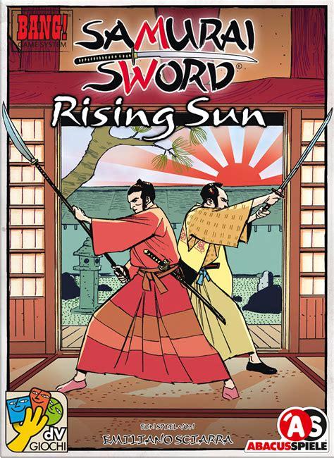 samurai frisur anleitung samurai sword rising sun spiel anleitung und bewertung auf alle brettspiele bei spielen de