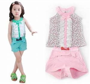 2017 summer style baby girl kids clothes bow princess ...