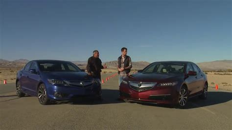 tlx vs ilx 226 similarities differences youtube