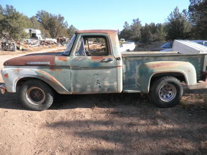 1961 Ford F100 Shortbed Stepside   Ford Trucks for Sale