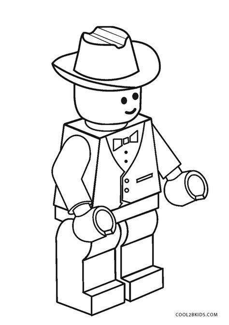 printable lego coloring pages  kids coolbkids