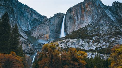 Yosemite Falls Hike Discover National Park