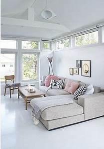 deco interieur pourpre sejour salle a manger cuisine With tapis de yoga avec beau canapé d angle pas cher