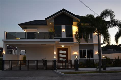 Two Story House Plans For Small Lots Philippines