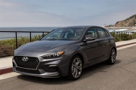 For more power, the elantra gt hatchback brings 161 horses, while the sport sedan model and the gt n line enjoy 201. 2019 Hyundai Elantra GT N-Line Quick Spin: Looks Can Be ...