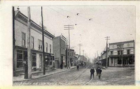 penny postcards  clinton county pennsylvania