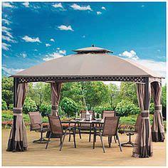 wilson fisher    windsor dome gazebo  big lots  outdoor decor