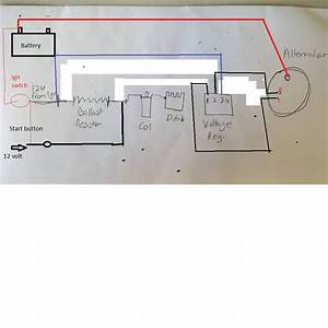 Vs 2060  Oliver 88 Tractor Wiring Diagram Schematic Wiring