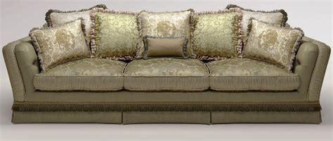 Elegant Upholstered Sectional Sofa