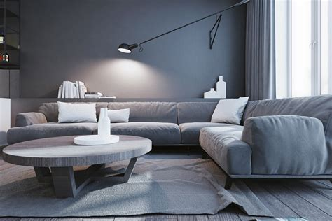 Wohnzimmer Lounge Stil by 40 Grey Living Rooms That Help Your Lounge Look
