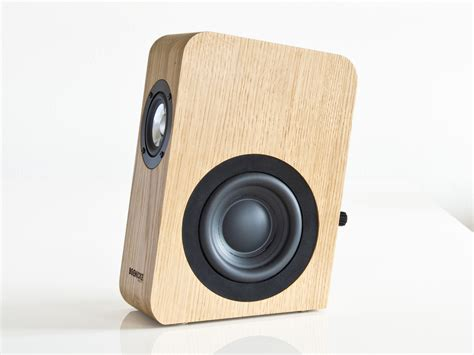 Small And Sensitive Speakers