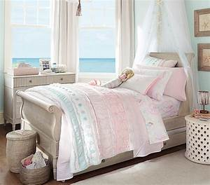 bailey ruffle quilted bedding pottery barn kids With bed comforters pottery barn