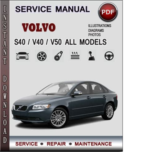volvo svv service repair manual  info
