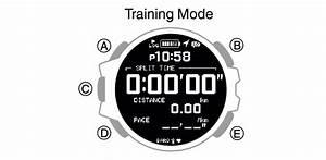 Run Timing Module No  3475 G-shock - Support