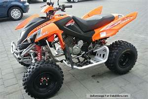 2009 Adly Hurrican Xs 300