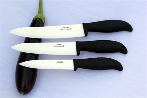 ceramic kitchen knives victory ceramic knife set 5 inch 6 inch 7 inch white blade