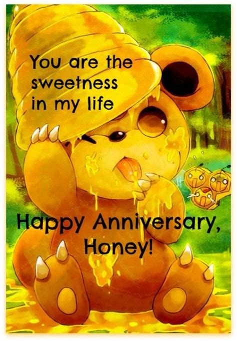happy anniversary honey pictures   images