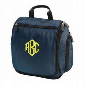 toiletry bag men accessories women personalized embroidery With mens bathroom travel bag