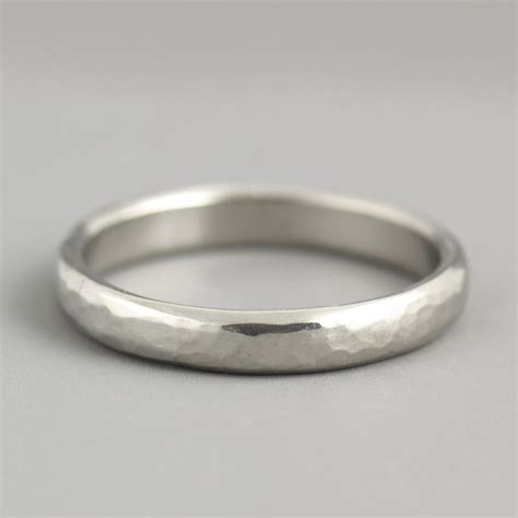 s dune palladium wedding band by