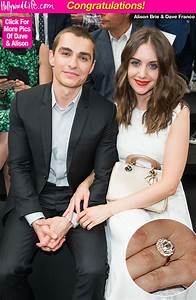 Alison Brie & Dave Franco Engaged: She Flaunts Ring At ...