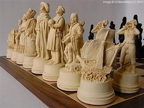 Historical Chess Sets Theme Chess Sets Beautiful Chess