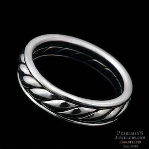 Scott kay for men jewelry platinum wedding ring by scott kay for Kay jewelers wedding rings for men