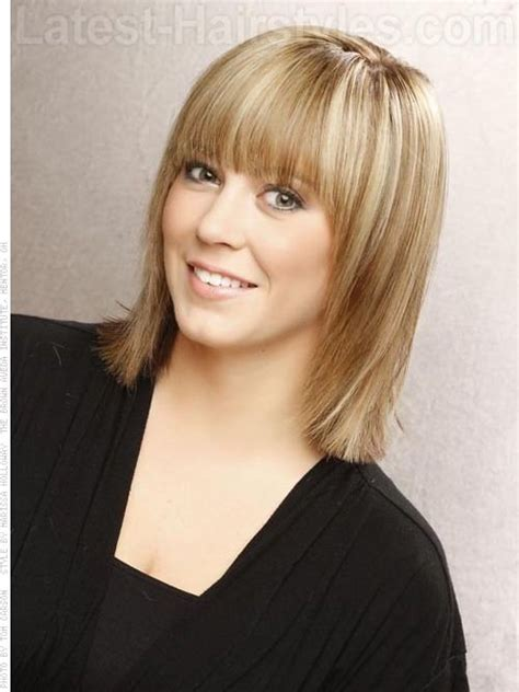 94 best layered hair with bangs images on pinterest hair
