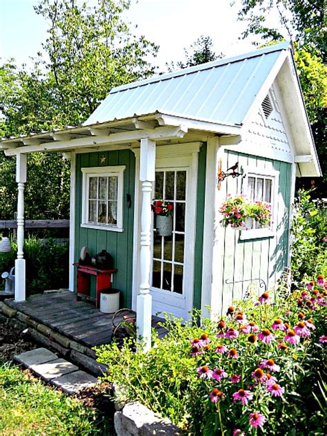 What's Old Is New The Garden Shed Cottage Charm