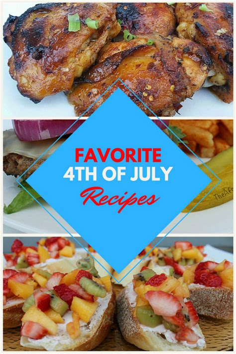 easy 4th of july recipes 10 of our favorite 4th of july easy recipes afropolitan mom