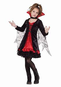 Halloween Kostüm Vampir : vampire girl child costume ~ Lizthompson.info Haus und Dekorationen