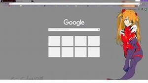 Neon Genesis Evangelion Chrome Themes ThemeBeta