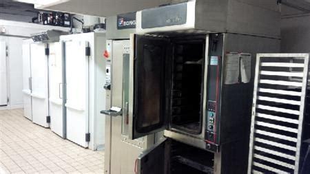 chambre de pousse occasion fours et chambre de fermentation bongard à 5000