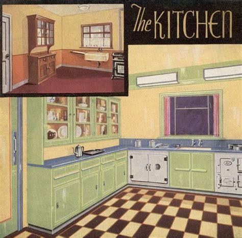retro kitchen floor 25 best ideas about 1930s kitchen on 1930s 1935